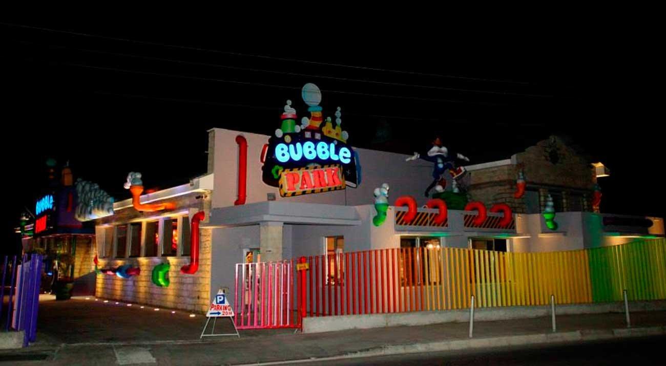 Bubblepark