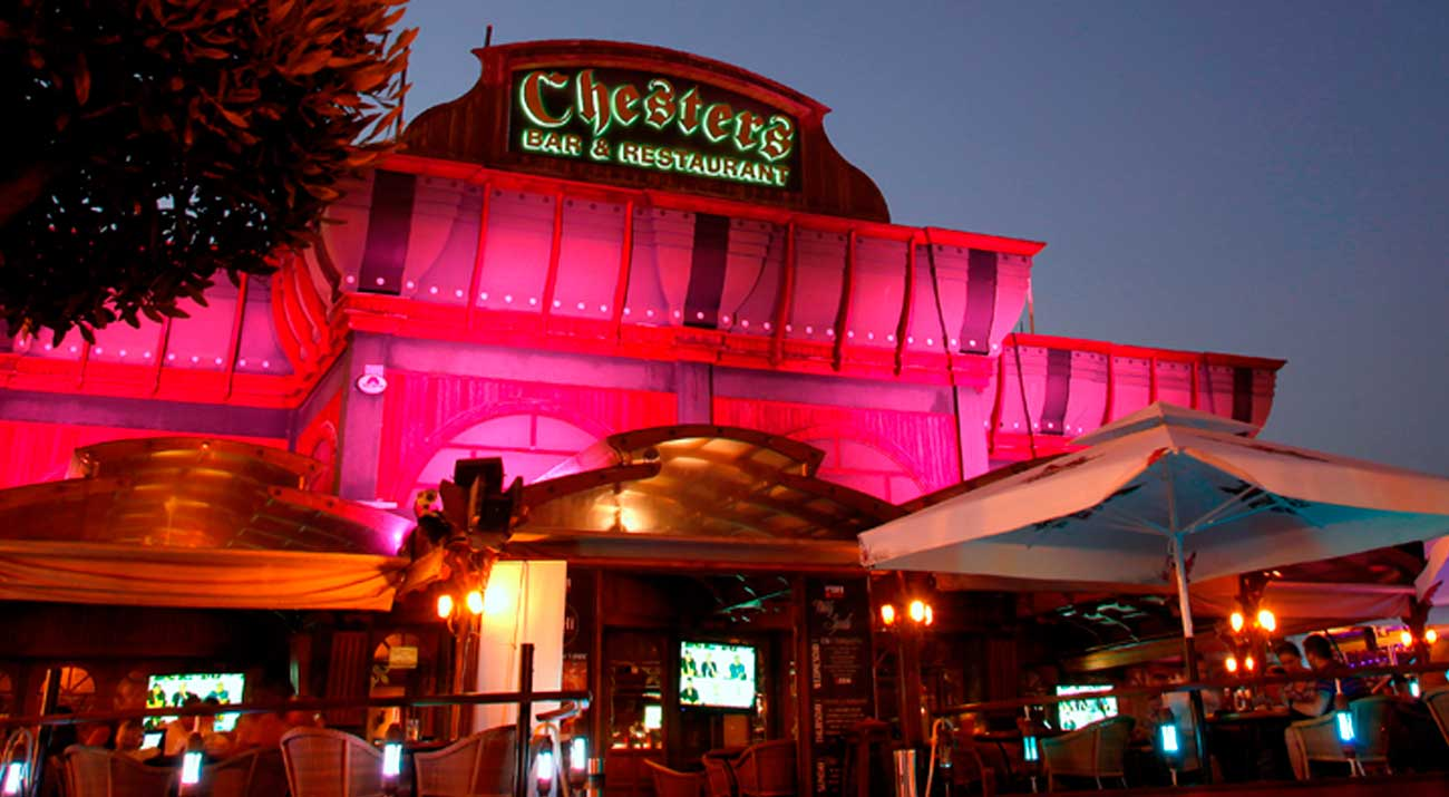 Chesters Bar & Restaurant