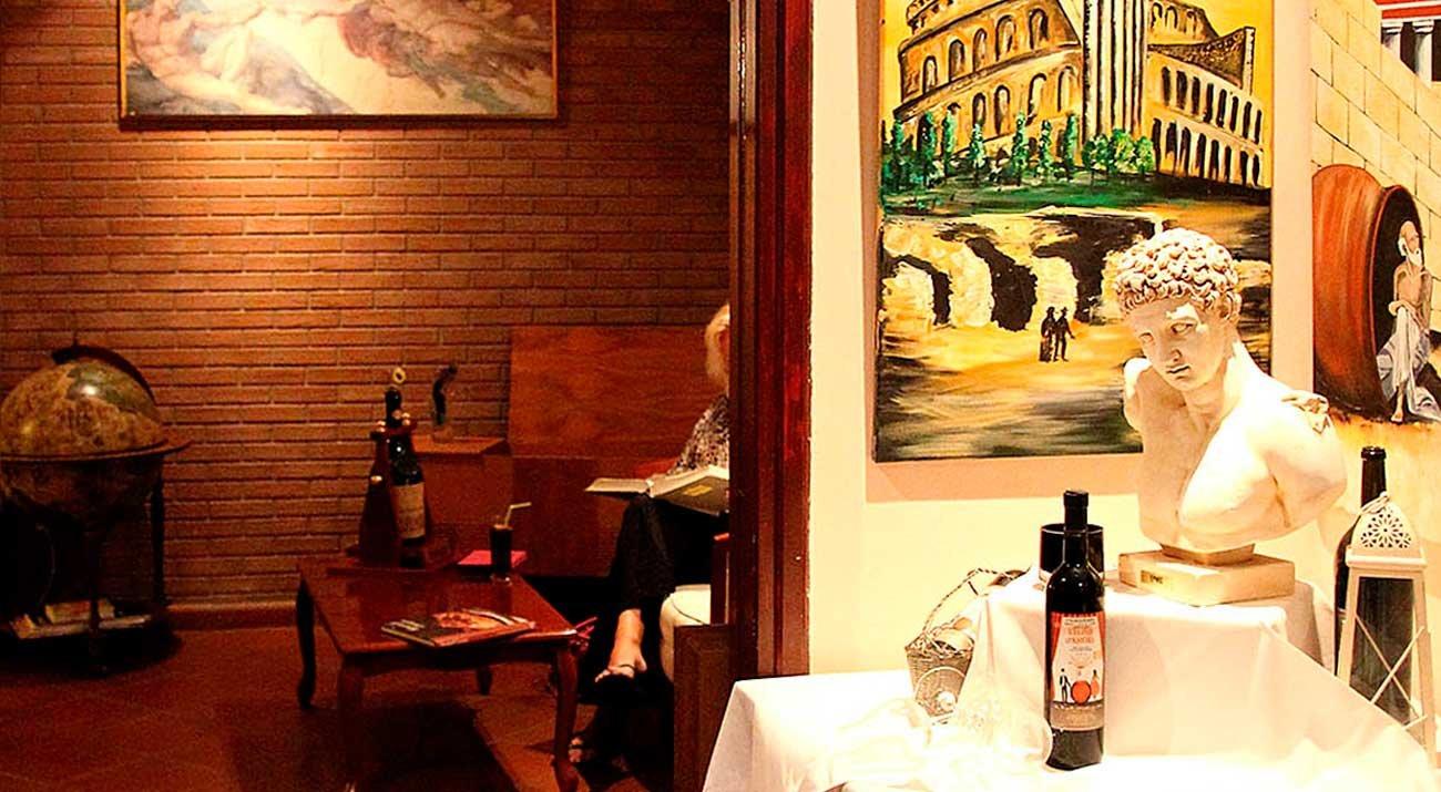 Colosseum Ristorante & Wine Lounge