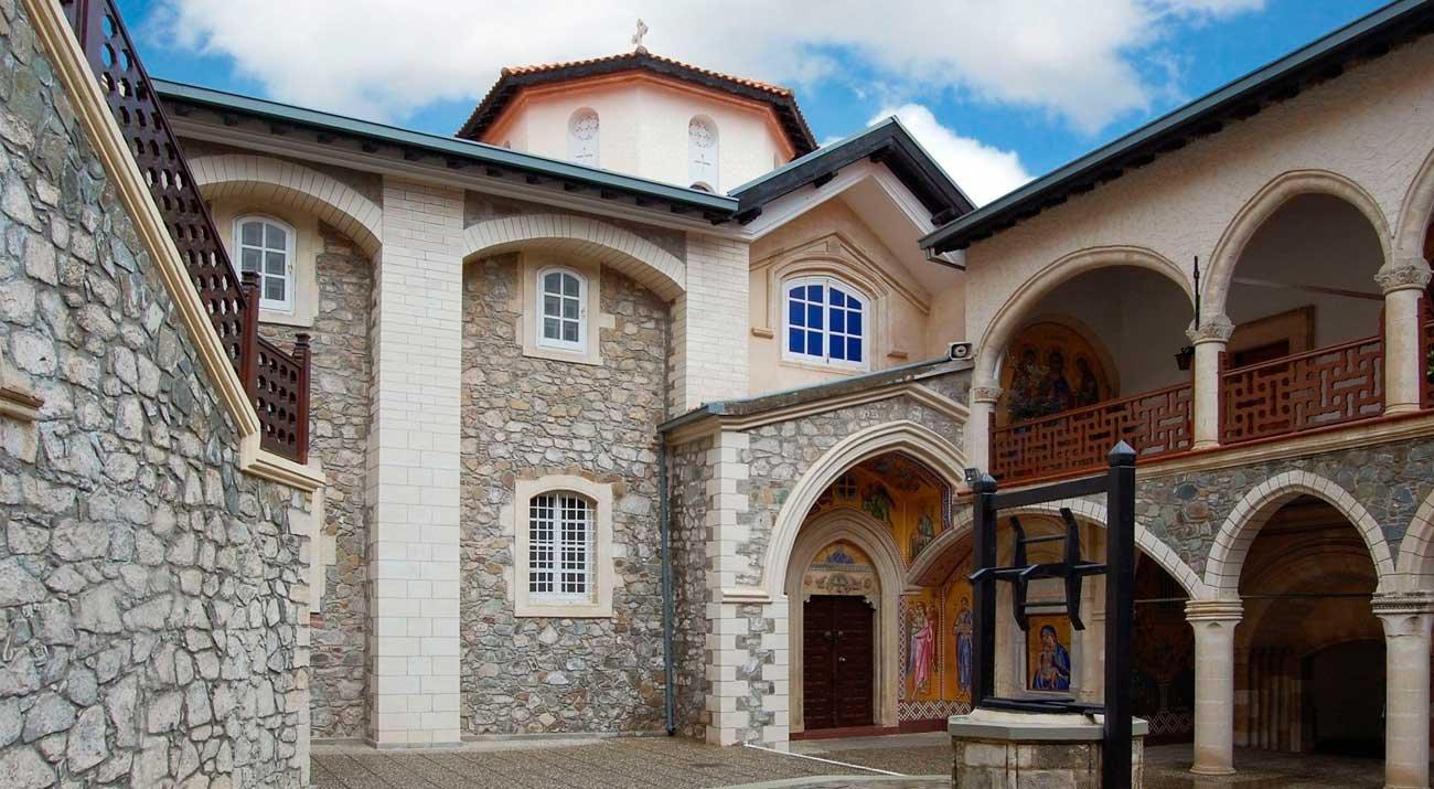 Religious tour to Churches and Monasteries of Cyprus