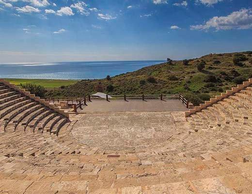 Amphitheatre Kourion