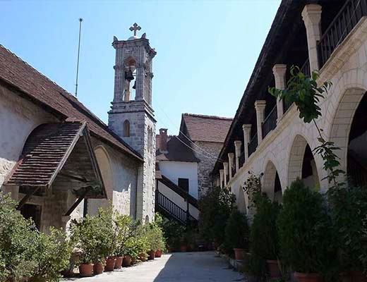 Монастырь Хрисороятиса