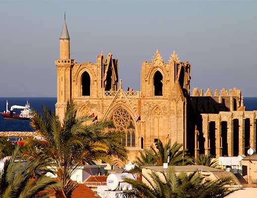 Famagusta and the lost city of Varosha