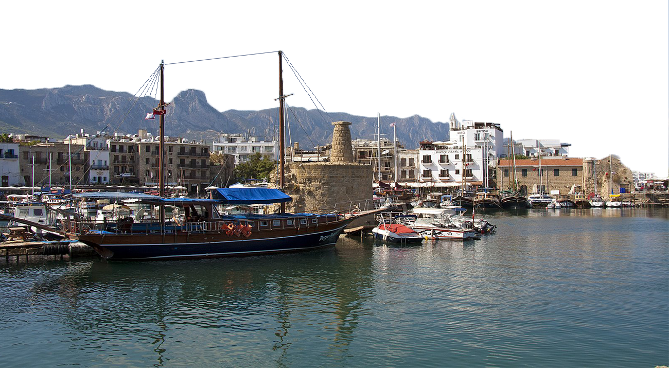 Kyrenia and Bellapais Abbey