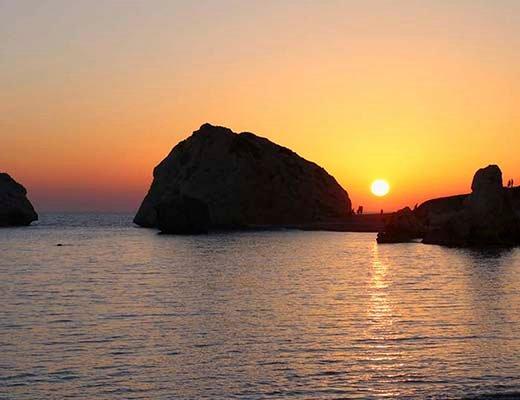 Место Рождения Афродиты (Petra tou Romiou)