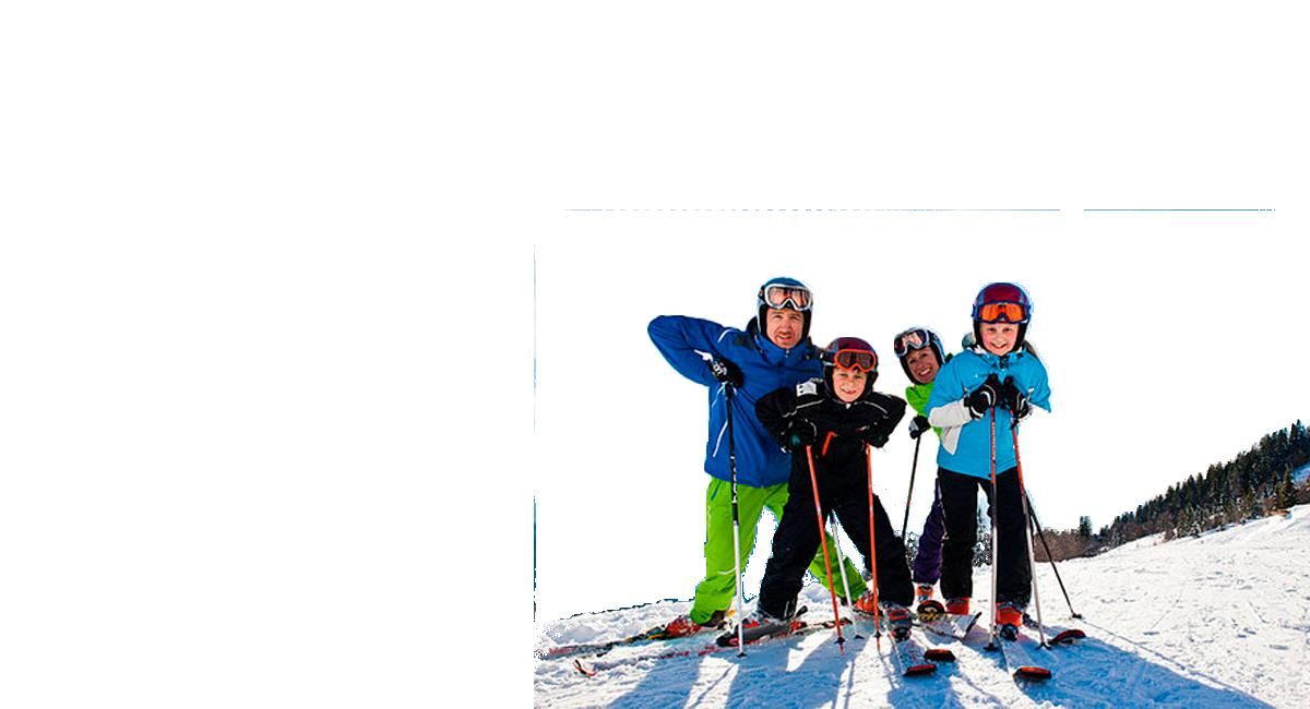 Skiing in Troodos (winter season)